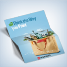 Falzflyer Corporate Design Papier online drucken onlinedruckerei aus der Schweiz