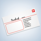 Kurzbriefe online drucken onlinedruckerei aus der Schweiz