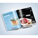 Broschüren und Magazine
