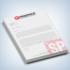Briefbogen auf Standard Offsetpapier
