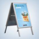 Kundenstopper online drucken onlinedruckerei aus der Schweiz