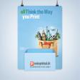 Hängekarton mit Dispenser online drucken onlinedruckerei aus der Schweiz