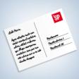 Postkarte online drucken onlinedruckerei aus der Schweiz